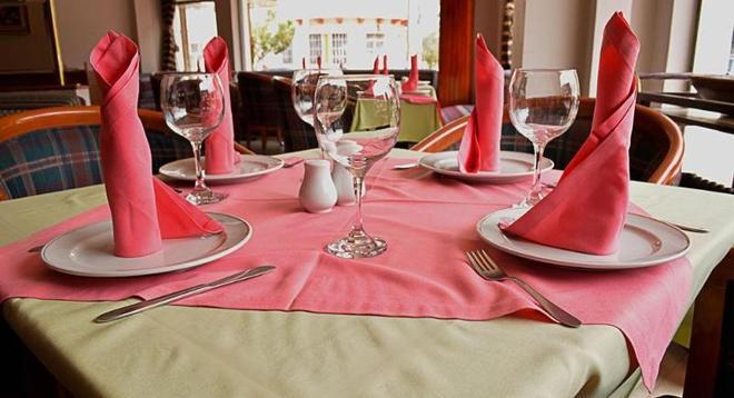 Hotel María Isabel Bogotá - Bogotá - Restaurant