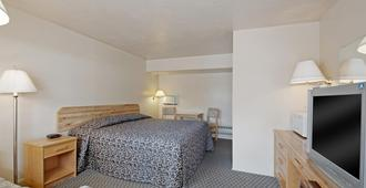 Canadas Best Value Desert Inn & Suites Cache Creek - Cache Creek - Bedroom