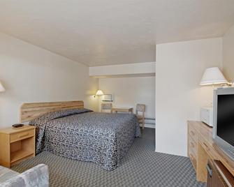 Canadas Best Value Desert Inn & Suites Cache Creek - Cache Creek - Slaapkamer