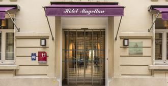 Hotel Le Magellan - París - Edificio