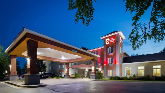 Best Western Plus Coldwater Hotel - Coldwater - Gebäude