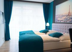 فريندز هوتل باد سالزوفلين - باد سالزوفلين - غرفة نوم