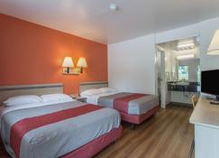 納什維爾第 6 汽車旅館 - 古德雷特維爾 - 古德雷特維爾 - 古德利茨維爾 - 臥室