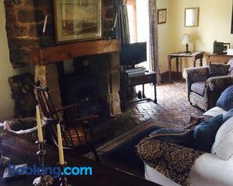 Low Nook Farm Holiday Cottage - Brampton (Cumbria) - Living room