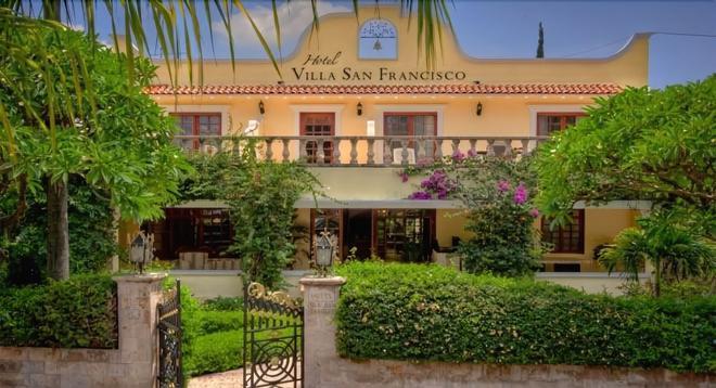 Hotel Villa San Francisco - Chapala (Jalisco) - Edificio