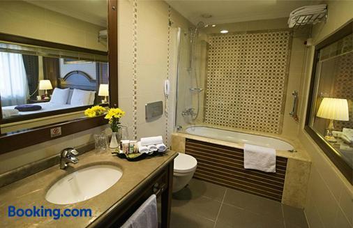 GLK PREMIER Regency Suites & Spa - Istanbul - Bathroom