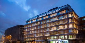 Metropolitan Hotels Bosphorus - Estambul - Edificio