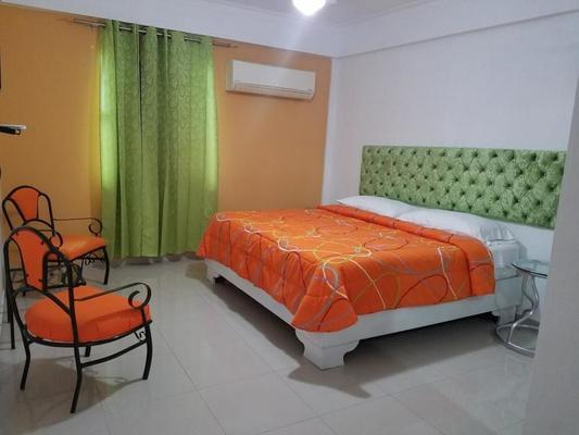 Hotel Plaza La Diosa - Concepción de La Vega - Bedroom