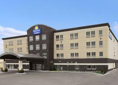Days Inn and Suites Winnipeg Airport, Manitoba - Winnipeg - Building