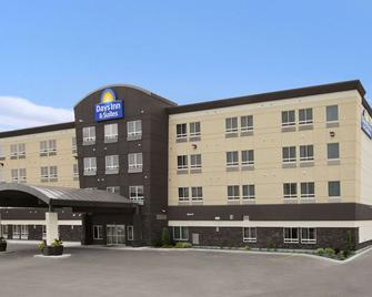 Days Inn and Suites Winnipeg Airport, Manitoba - Winnipeg - Gebäude