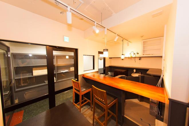 Inno Family Managed Hostel Roppongi - Τόκιο - Κουζίνα
