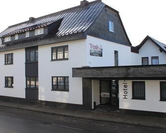 Troll's Brauhaus Hotel - Medebach - Gebäude