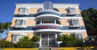 Capital Hotel - Garapan - Edificio