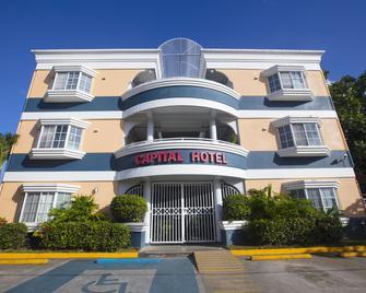 Capital Hotel - Garapan - Building