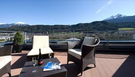 Penz Hotel West - Innsbruck - Balcony