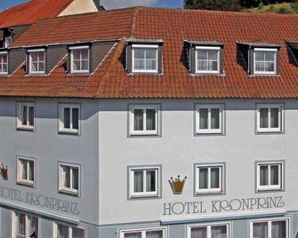 Hotel Kronprinz - Кульмбах - Building