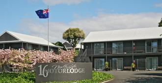 16 Northgate Motor Lodge - New Plymouth - Rakennus