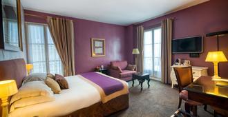 Hotel d'Aragon - Montpellier - Bedroom