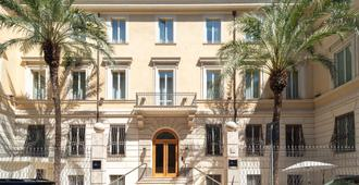Hotel Capo d'Africa - Colosseo - Roma - Bygning