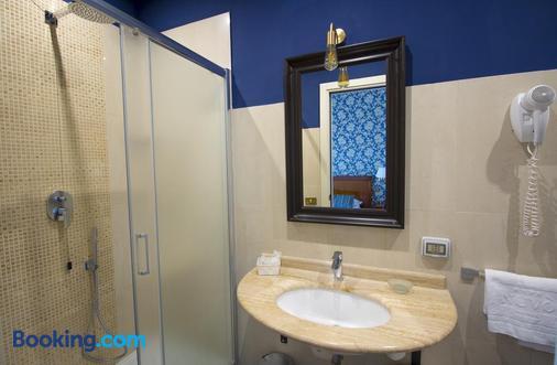 Hotel Nuvò - Naples - Bathroom