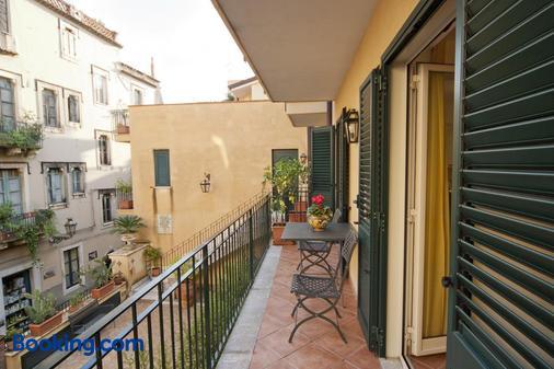 Residence Degli Agrumi - Taormina - Balcony