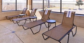 Holiday Inn Express & Suites Indianapolis W - Airport Area - Indianapolis - Balcony