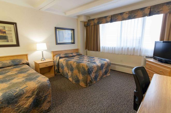 BCM Inns Fort McMurray - Downtown - Fort McMurray - Κρεβατοκάμαρα