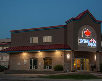 BCM Inns Fort McMurray - Downtown - Fort McMurray - Bina