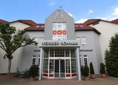 Hotel Weisser Schwan - Ερφούρτη - Κτίριο