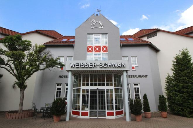 Hotel Weisser Schwan - Erfurt - Building