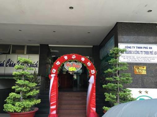 Phu An Hotel - Ciudad Ho Chi Minh - Edificio