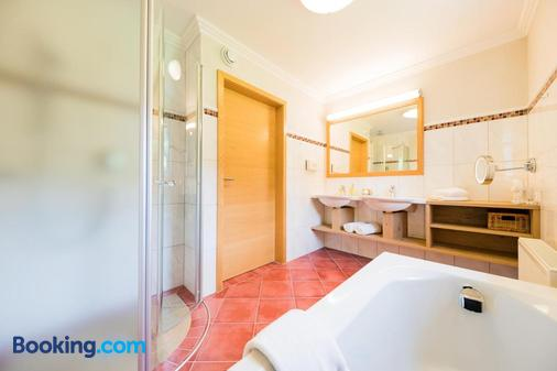 Bio-Hotel Rupertus - Leogang - Bathroom