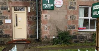 1 Loch Ness Hostel - Inverness - Θέα στην ύπαιθρο
