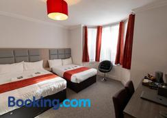 Euro Hotel Hammersmith - London - Bedroom