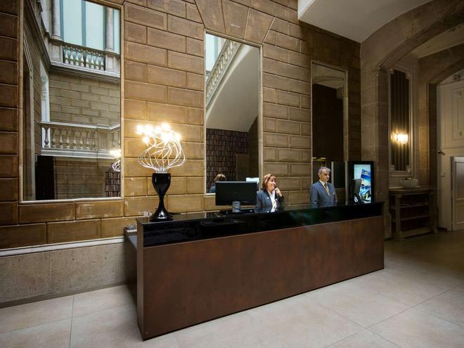 加泰羅尼亞天使門酒店 - 巴塞隆拿 - 巴塞隆納 - 櫃檯