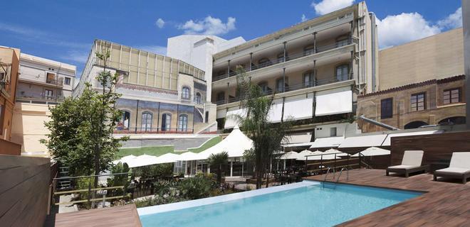 加泰羅尼亞天使門酒店 - 巴塞隆拿 - 巴塞隆納 - 游泳池