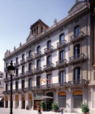 Catalonia Portal de l'Angel - Βαρκελώνη - Κτίριο