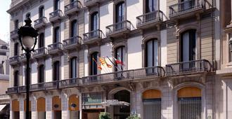 Catalonia Portal de l'Angel - Barcelona - Edifício