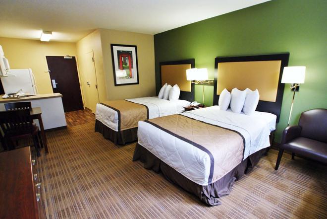 阿馬里洛西美國長住酒店 - 阿馬里洛 - 阿馬里洛 - 臥室
