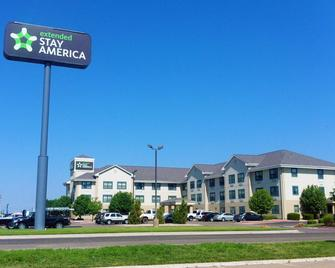 Extended Stay America - Amarillo - West - Amarillo - Building