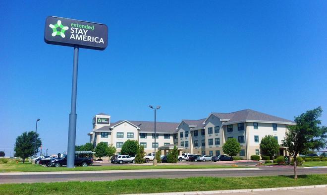 阿馬里洛西美國長住酒店 - 阿馬里洛 - 阿馬里洛 - 建築