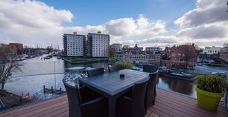 Best Western Hotel Groningen Centre - Groningen - Balcony