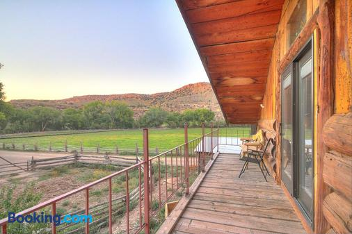 Canyon Of The Ancients Guest Ranch - Cortez - Balcony