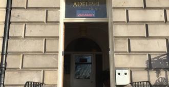 Adelphi Hotel - Edinburgh - Gebäude