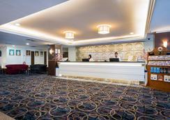 Hotel Sentral Riverview Melaka - Malacca - Lễ tân