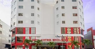 هوتل سنترال ريفرفيو، ميلاكا - مالاكا - مبنى
