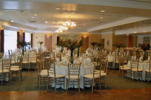 Dolphin Beach Resort - St. Pete Beach - Salle de banquet