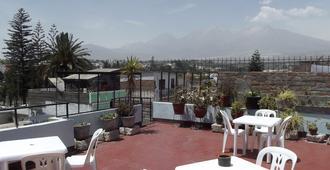 La Puerta Del Sol - Arequipa - Patio