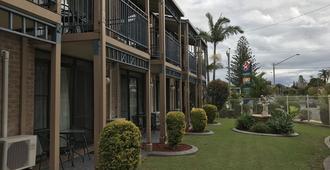 Town Beach Motor Inn - Port Macquarie - Building