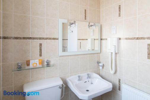 Imperial Hotel - Great Yarmouth - Bathroom
